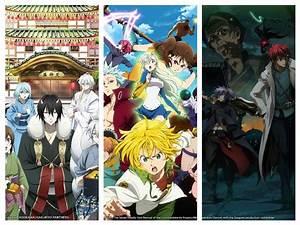 U0026quot, Kakuriyo, U0026quot, U0026quot, Dances, With, The, Dragons, U0026quot, U0026, New, U0026quot, The, Seven, Deadly, Sins, U0026quot, Anime, To, Air, On, Animax, Same