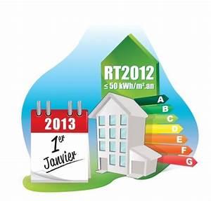 Rt 2012 Obligatoire : norme rt 2012 ce que vous devez absolument savoir ~ Mglfilm.com Idées de Décoration