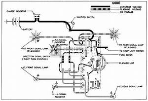 1954 Buick Signal System