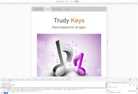 responsive web design tutorial responsive web design tutorial step by step the garage