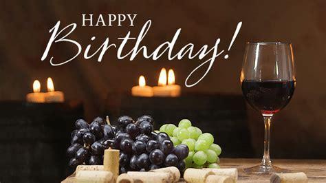 wine birthday ecard hallmark ecards