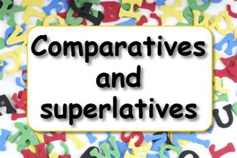 comparatives  superlatives learnenglish kids