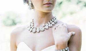 wedding accessories how to match jewelry to your gown