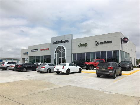 Chrysler Dealership New Orleans by Dealership Near New Orleans La About Lakeshore Chrysler