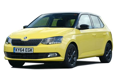 Skoda Fabia Hatchback Prices Specifications Carbuyer