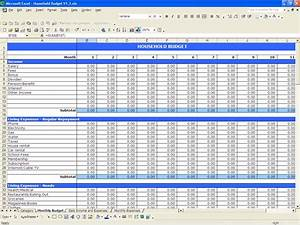 Top Budget : best photos of household budget excel spreadsheet inzare inzare ~ Gottalentnigeria.com Avis de Voitures