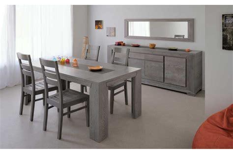 chambre à coucher complète salle à manger complète chêne gris trendymobilier com