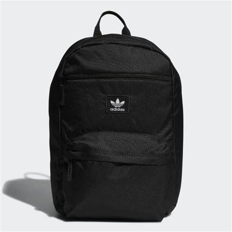 adidas originals national backpack black adidas