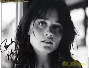 Robin Tunney autograph collection entry at StarTiger