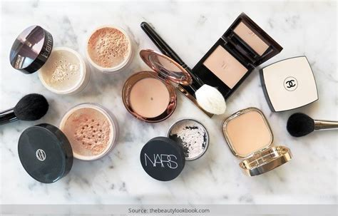 Different Types Of Face Powder And Its Purpose