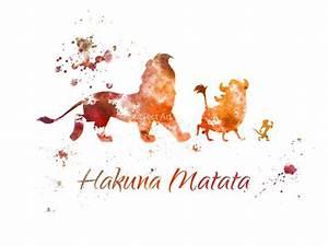 König Der Löwen Tapete : die besten 25 hakuna matata ideen auf pinterest hakuna matata zitate disney k nig der l wen ~ Frokenaadalensverden.com Haus und Dekorationen