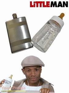 Little Man Little Man's (Marlon Wayans) Flask and Baby ...