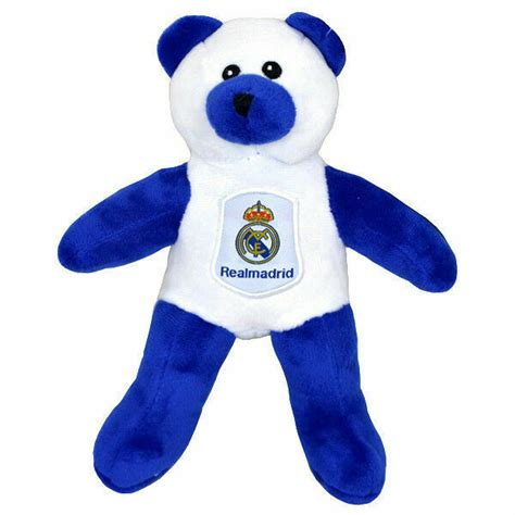 Official Licensed Football Product Real Madrid Bear Soft ...