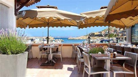 cuisine marseille restaurant l 39 espaï grand bar des goudes à marseille