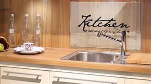 Küche Spritzschutz Wand : spritzschutz aus glas f r k che bad wall ~ Sanjose-hotels-ca.com Haus und Dekorationen
