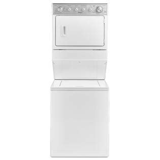 whirlpool wgt4027ew 27 quot size gas stacked laundry whirlpool wgt4027ew 27 quot size gas stacked laundry unit white