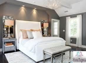 Dark Grey Nightstand by 25 Inspiring Master Bedroom Ideas Decorationy