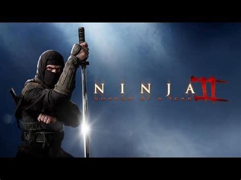 ninja shadow   tear  clip youtube