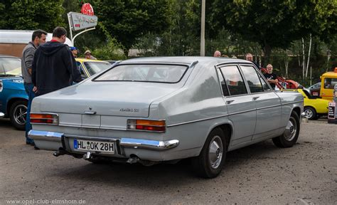 Opel Admiral by Opel Admiral B Zdf Coup 233 Opel Club Elmshorn