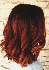 Balayage Braun Rot : best 25 dark red balayage ideas on pinterest dark red brown hair fall hair color for ~ Frokenaadalensverden.com Haus und Dekorationen