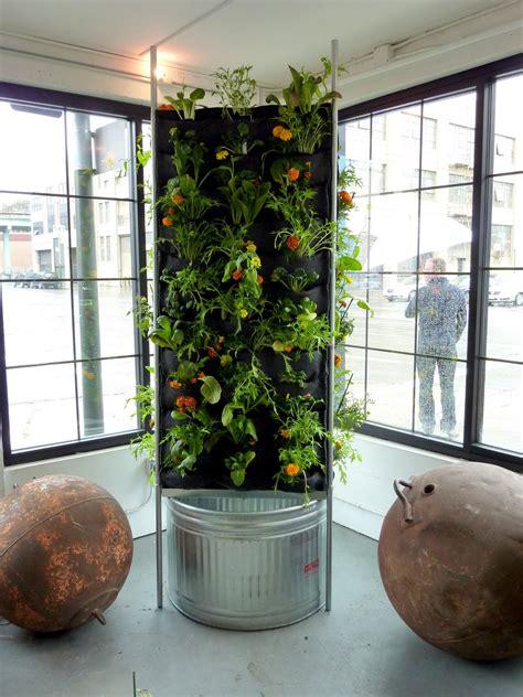 Vertical Gardening Indoors by Tower Garden Aquaponics Details Plans Diy