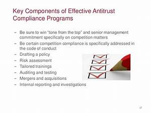 Global Antitrust Compliance and Risk- Creating an ...