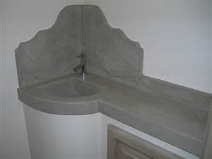 Enduit Béton Ciré : enduit beton cire castorama maison design ~ Premium-room.com Idées de Décoration