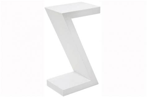 table d appoint laque blanc trouver table d appoint blanc laque z