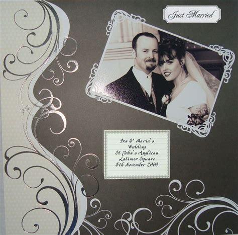 wedding scrapbook 1000 ideas about wedding scrapbook layouts on wedding scrapbook wedding scrapbook