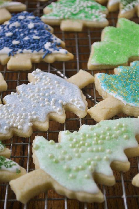 holiday sugar cookies  diy colored sugar  view  great island
