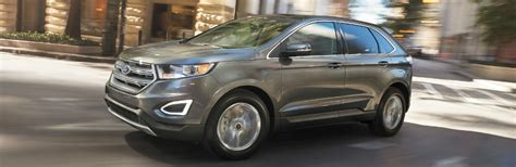 engine  gas mileage features    ford edge
