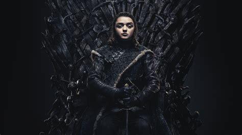 wallpaper arya stark maisie williams game  thrones