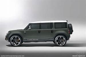 Nouveau Land Rover Defender : land rover defender concept dc100 auto titre ~ Medecine-chirurgie-esthetiques.com Avis de Voitures