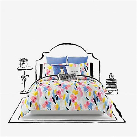 3548 kate spade bed set kate spade new york paintball floral comforter set bed