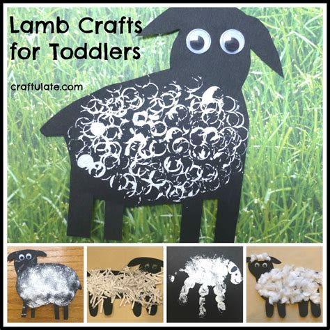 crafts for toddlers craftulate 969   LambCraftsE 1024x1024