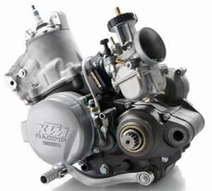 Ktm 125  200 Engine Workshop Repair Service Manual