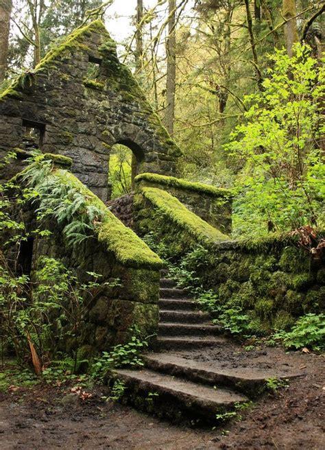Witchs Castle Portland Witchs Castle Forest Park