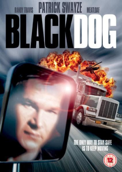 black dog dvd zavvi uk