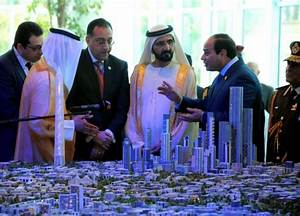 Confusion regarding Egypt's new capital after Sisi ...