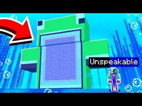 worlds biggest unspeakable underwater minecraft house youtube minecraft houses minecraft