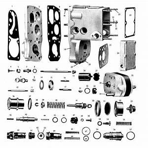 Cav L  Rh Hydraulic Governor Seal Kit
