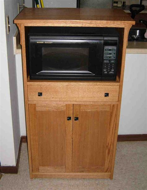 Microwave Cabinet 3 Features  Home Furniture Design