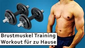Brustmuskeltraining Kurzhantel Training 5 Bungen Fr