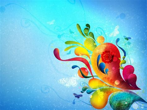 wallpapers abstract wallpaper fresh colors