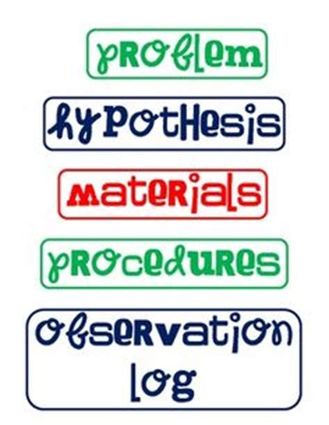 science fair headings printable 1000 images about display boards on pinterest science