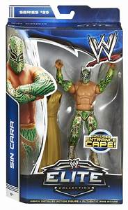 Wwe Elite Collection Series 25 Sin Cara Action Figure