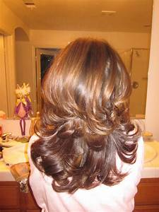 New Hairstyle 2014: Medium Brown Hair With Caramel ...