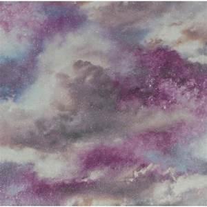 Arthouse Diamond Galaxy Purple  Blush Wallpaper 260009