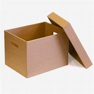 Boite Rangement Papier : probox la boite de rangement pour papiers administratifs ~ Teatrodelosmanantiales.com Idées de Décoration