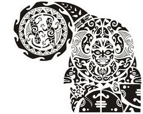 latest maori tattoo designs